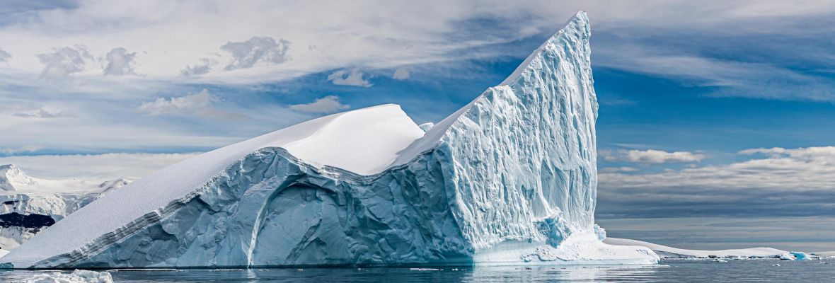 Icebergs are a natural part of our scenery