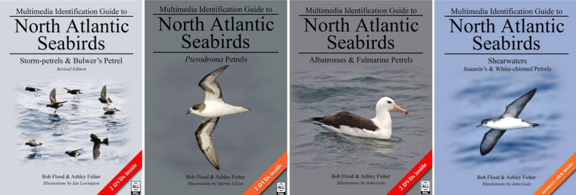 Books written by seabird expert, Robert Flood