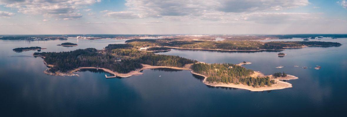 Islands in the Turku Archipelago, Finland