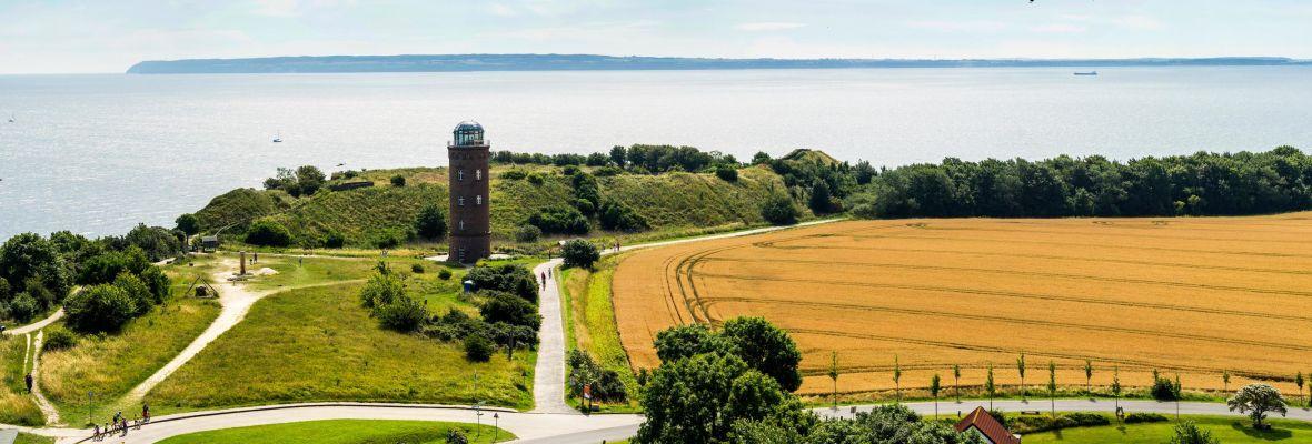 On Jarlsmund peninsular on Rügen. Stronghold of Wend pirates