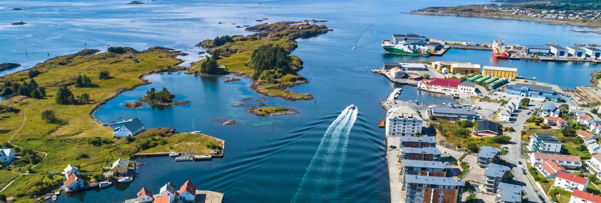 Haugesund, town of seafarers and vikings