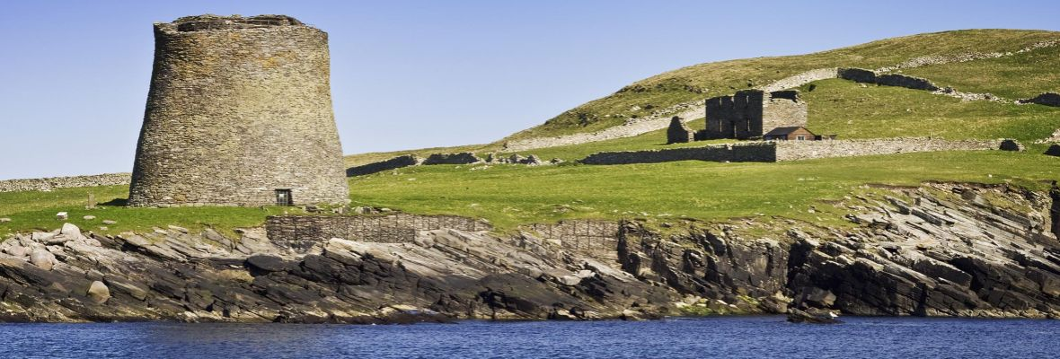 Broch of Mousa (Shetlands)