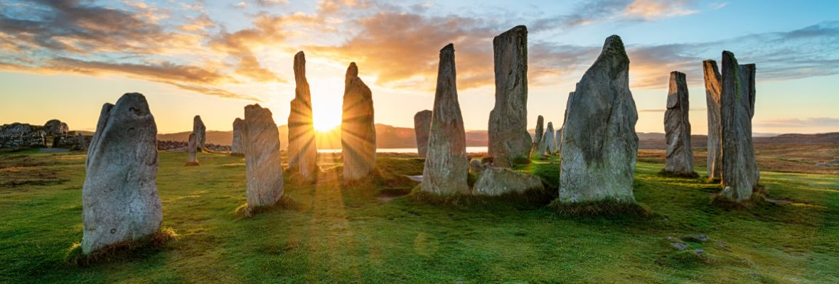 The Callanish Standing Stones (Isle of Lewis)